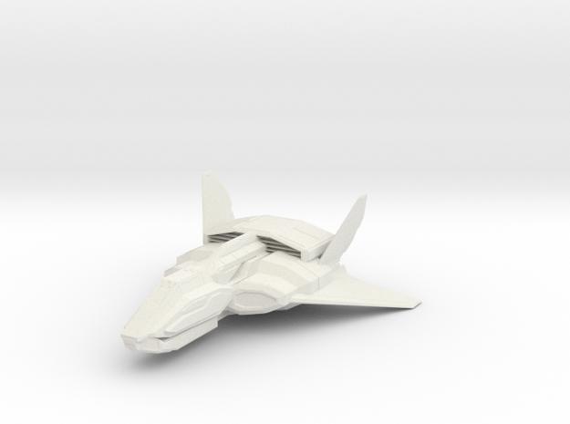 TALON MEDIUM FIGHTER 1/144 in White Natural Versatile Plastic