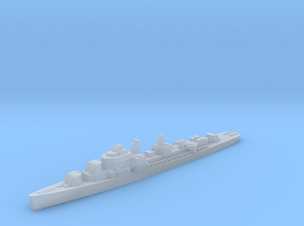 USS Gwin destroyer ml 1:1800 WW2 in Smoothest Fine Detail Plastic