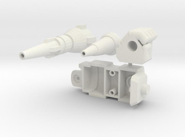 RTS Grapple Left Arm Laser