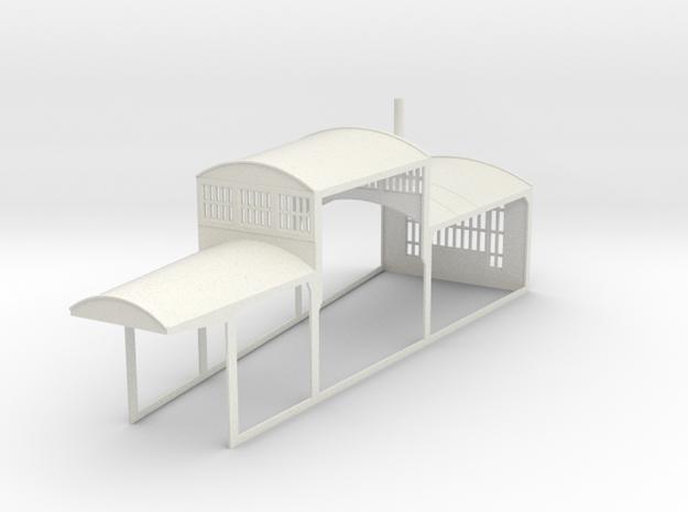 z-160-roundhouse-9-deg-mid-section-1 in White Natural Versatile Plastic