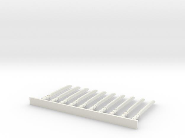 Sword2 in White Natural Versatile Plastic