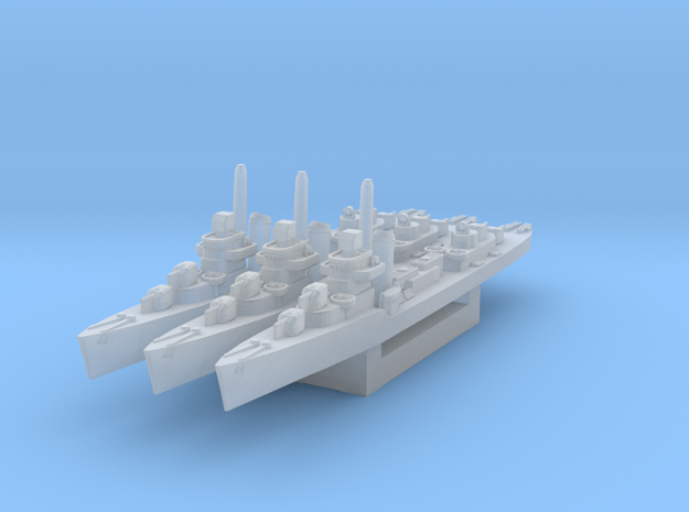 Sims class destroyer 1/2400 in Smooth Fine Detail Plastic