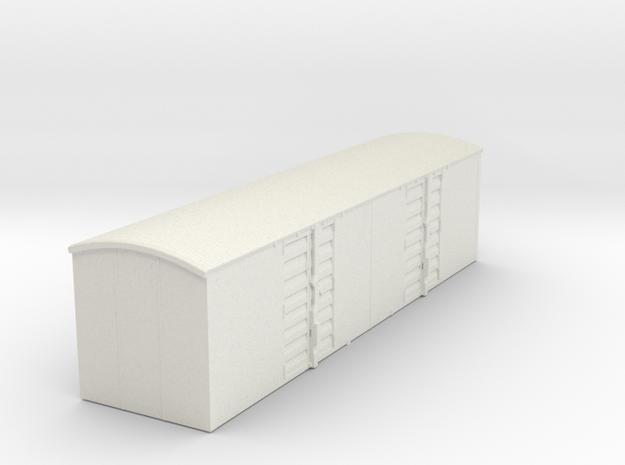 VR NH(O/1:48 Scale) in White Natural Versatile Plastic