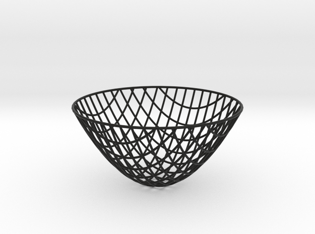 XYParaboloid 3d printed
