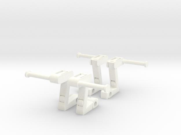 1.4 PALONNIERS EC120 in White Processed Versatile Plastic