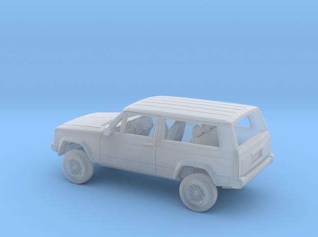 1/87 1984-96 4 Wheel Drive SUV 2 Door Kit