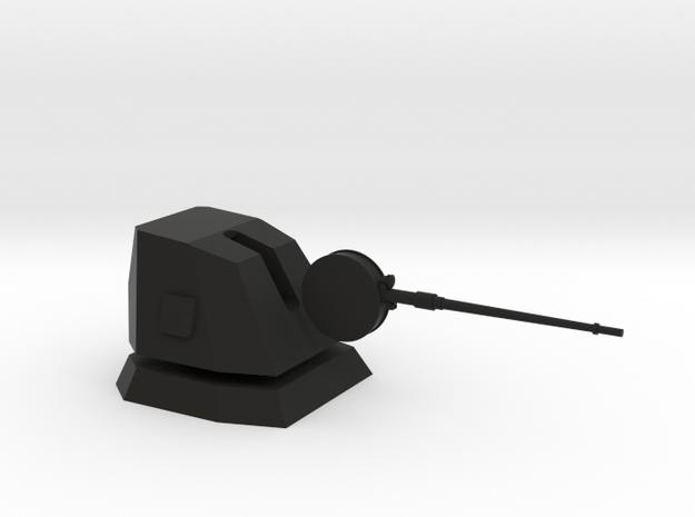 1/72 Otobreda 127 Square base in Black Premium Versatile Plastic