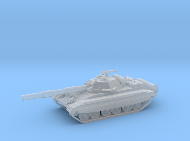 T-80 in Smoothest Fine Detail Plastic