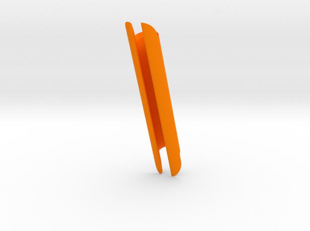 Pearson Ensign 22, slot 112mm Eric in Orange Processed Versatile Plastic