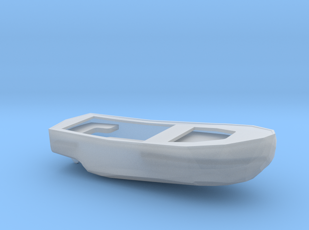 1/96 Scale 22 ft Utility Boat Plastic USN in Smooth Fine Detail Plastic