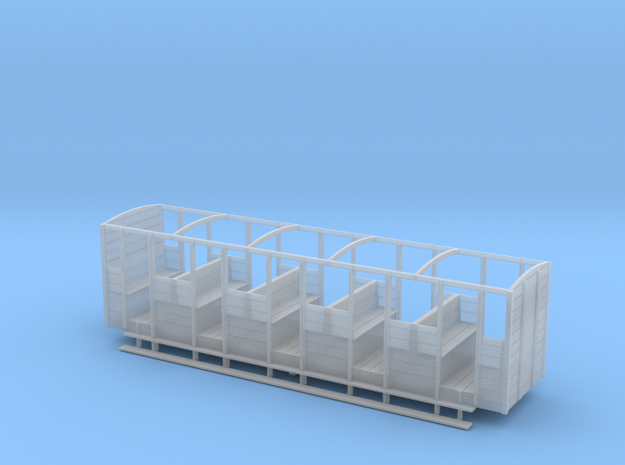 RNAD Toastrack 204 Original Condition and Frames in Smooth Fine Detail Plastic