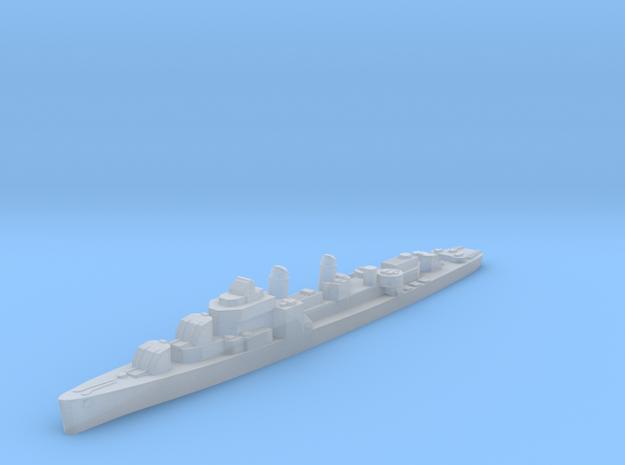 USS Drexler destroyer 1944 1:3000 WW2 in Smoothest Fine Detail Plastic