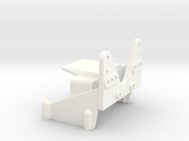 NIX92001 in White Processed Versatile Plastic