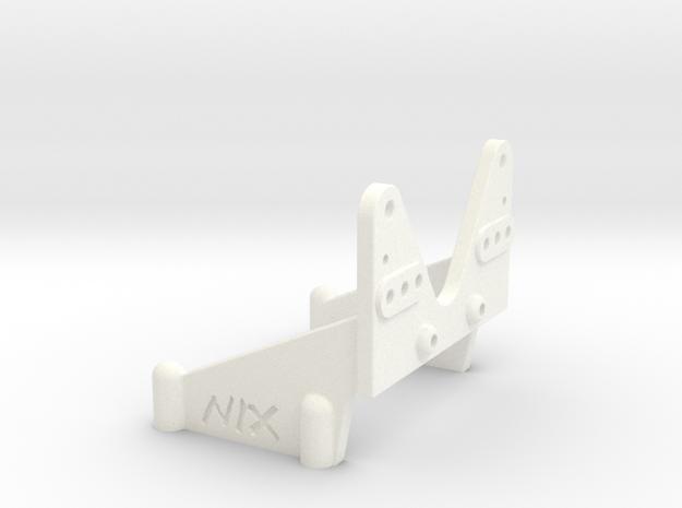 NIX92004 in White Processed Versatile Plastic