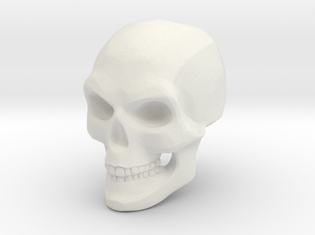 3D Printed Skull - Large
