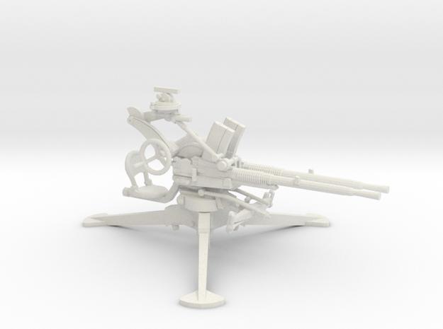 1/35 IJN Type 93 13mm Tripod Twin Mount