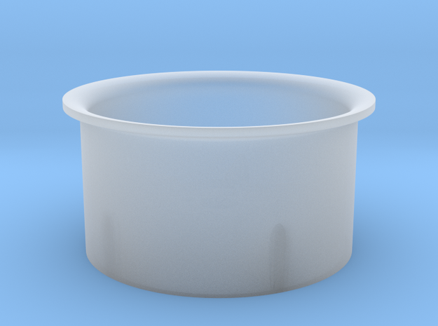 Stator 30mm für hohlen Rotor V5, ohne Rippen in Smooth Fine Detail Plastic