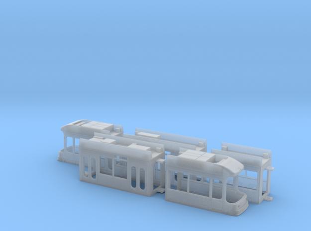 Dresden NGT6DD-ZR in Smooth Fine Detail Plastic: 1:120 - TT