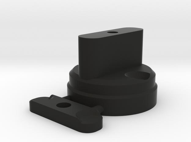 Rotopax mount 1\10 in Black Natural Versatile Plastic: 1:10
