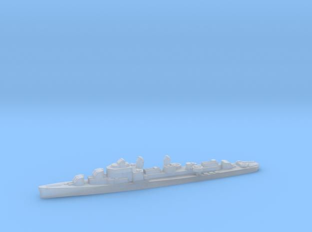 USS Stormes destroyer 1:2400 WW2 in Smoothest Fine Detail Plastic