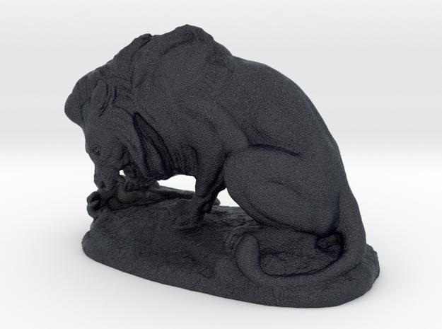 Lion in Black PA12