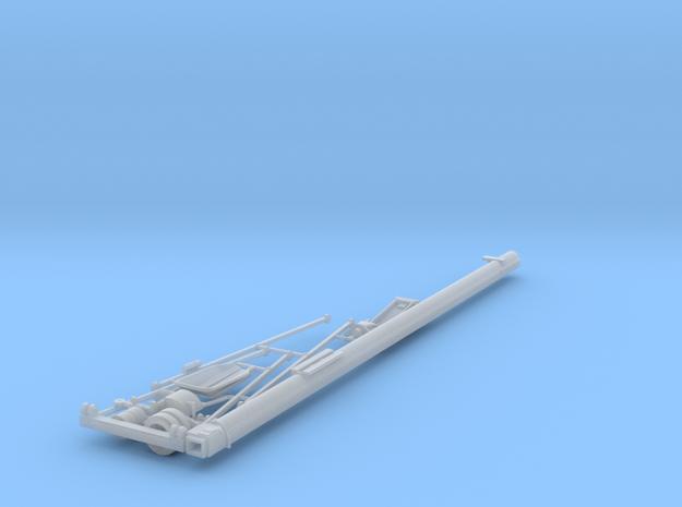 35 Foot Blue Conveyor