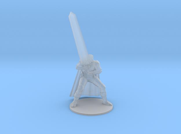 Berserk Guts DnD miniature for games and rpg base