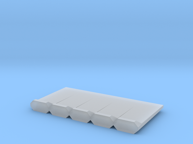 Barrera-5UD-N-proto-01 in Smooth Fine Detail Plastic