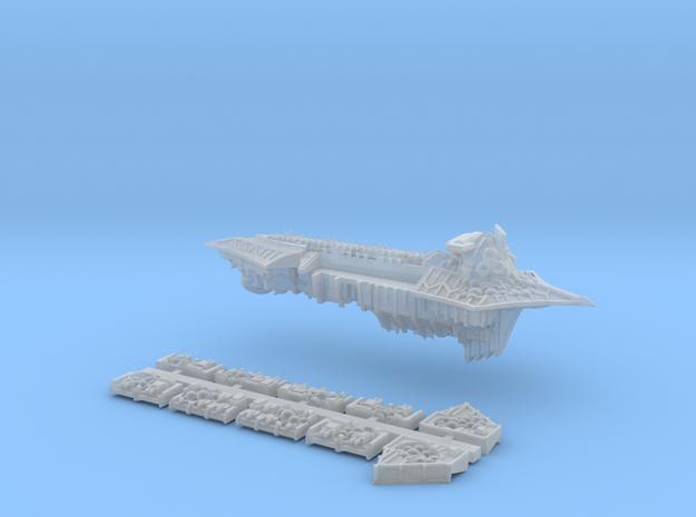 Nurgle_7_cruiser in Smooth Fine Detail Plastic