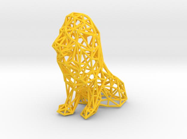 Digital Safari- Lion (Small)