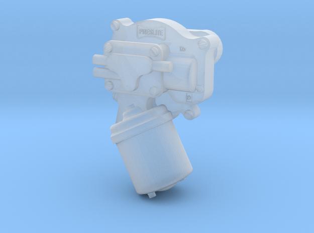 Preslite Wiper Motor 1:25 in Smooth Fine Detail Plastic