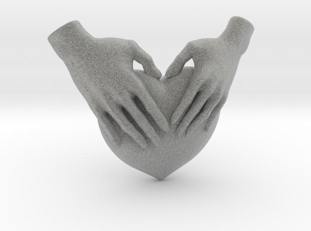 EmeDeÚ Necklace 3d printed Metallic Plastic
