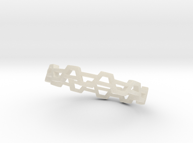 Trapezoid Ring 3d printed