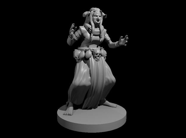 Night Hag in Smooth Fine Detail Plastic