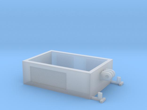 SPMT Hydraulikmodul 1:160 N in Smooth Fine Detail Plastic
