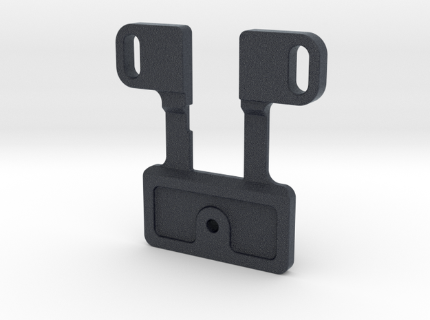 Whomobile Pinball Mod - Switch Mount in Black PA12