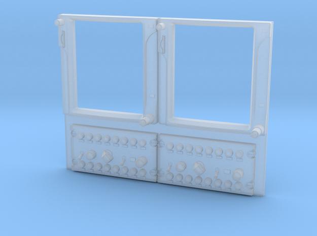 EC135 Slant Panel Helionix 1/4 in Smooth Fine Detail Plastic