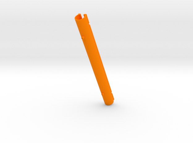 Ericson 27 8.25in pg466B.4 in Orange Processed Versatile Plastic