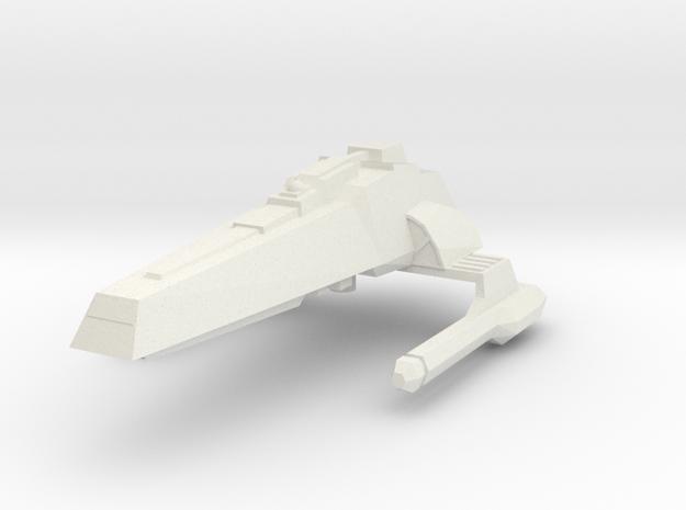 2500 Vulcan Surak class in White Natural Versatile Plastic