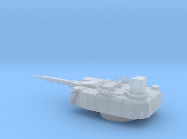 TURRET-LANCE-TT-proto-01 in Smoothest Fine Detail Plastic