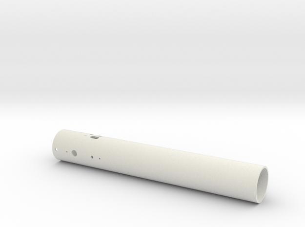 ESB EE-3 MPP Tube in White Natural Versatile Plastic