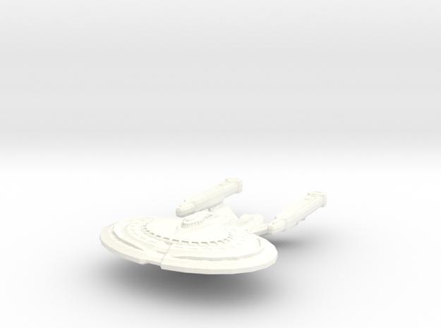Norton Class BattleCruiser 3d printed