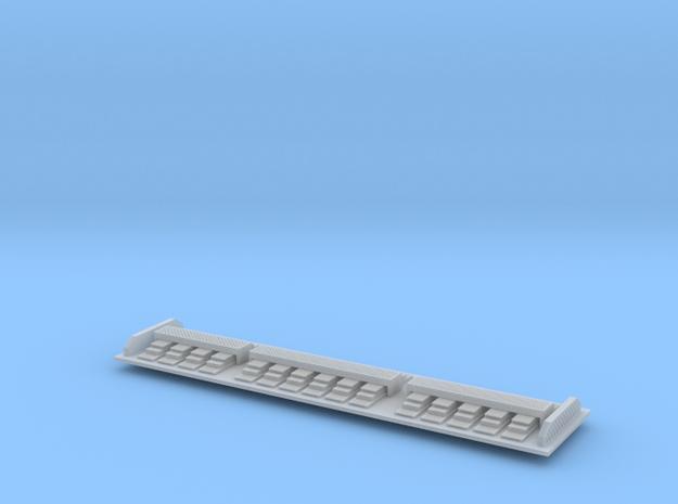 Scala N - FS E632-E633 reostati prima serie in Smooth Fine Detail Plastic