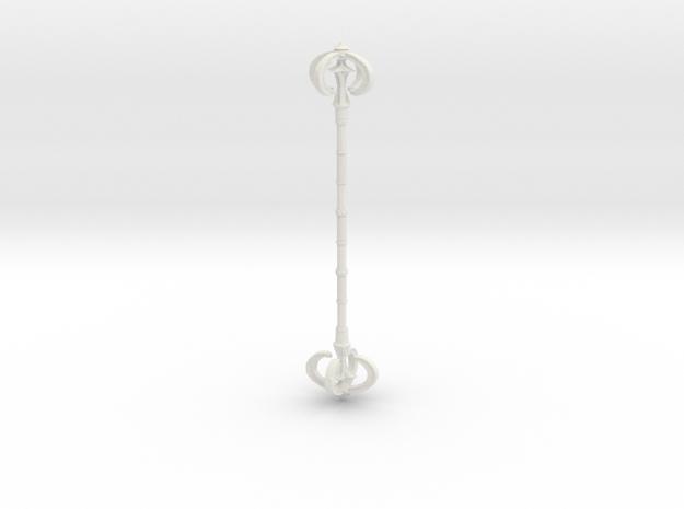 Ogrekiller in White Natural Versatile Plastic