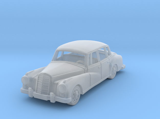 Mercedes_Benz 300/W 189  1:160 N in Smooth Fine Detail Plastic