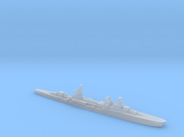 Raimondo Montecuccoli light cruiser 1:4800 WW2 in Smooth Fine Detail Plastic