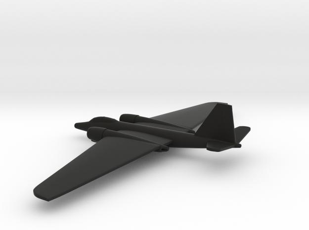 Martin WB-57F Canberra in Black Natural Versatile Plastic: 1:400