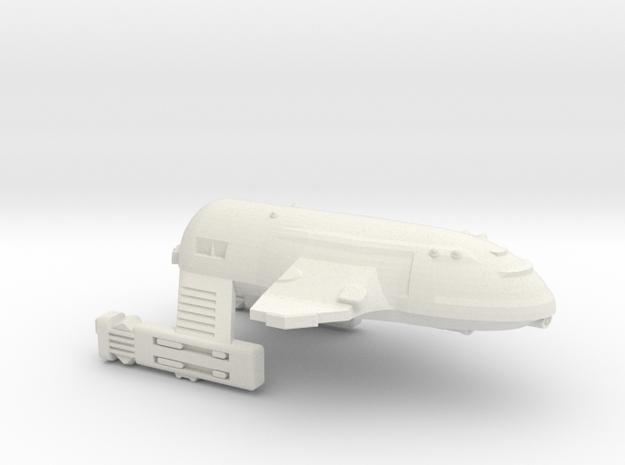 3125 Scale WYN Mako-Scout (DWS) CVN in White Natural Versatile Plastic