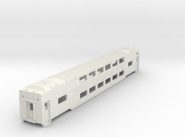 MARC III Coach (Symmetrical Skirting) in White Natural Versatile Plastic