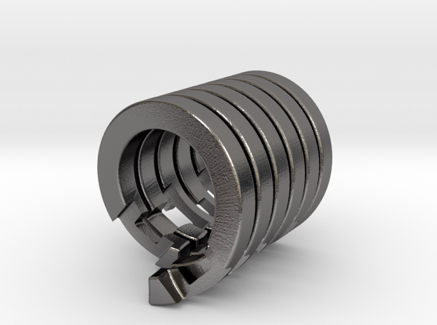 Cold Fusion Metal 3d printed